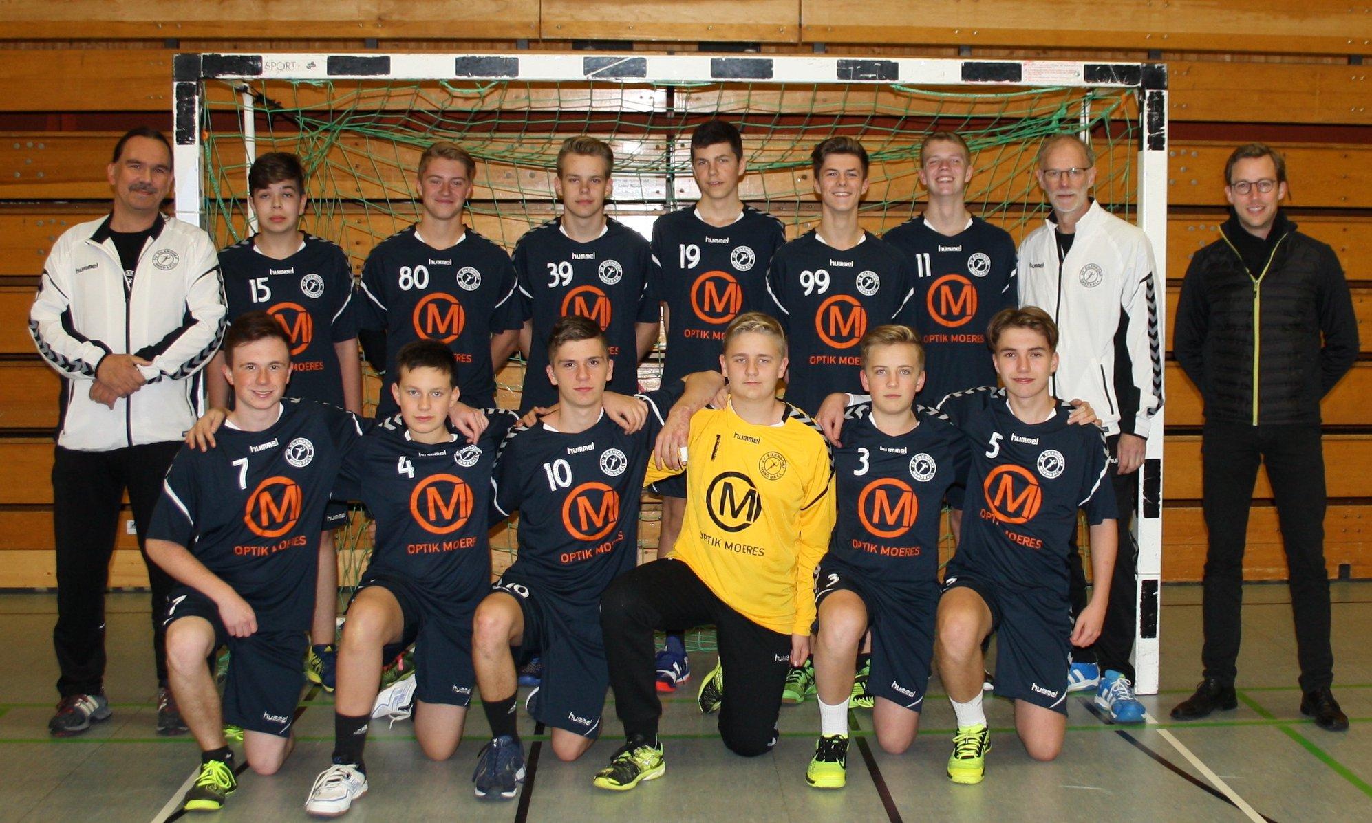 B-Jugend des SV Eilendorf